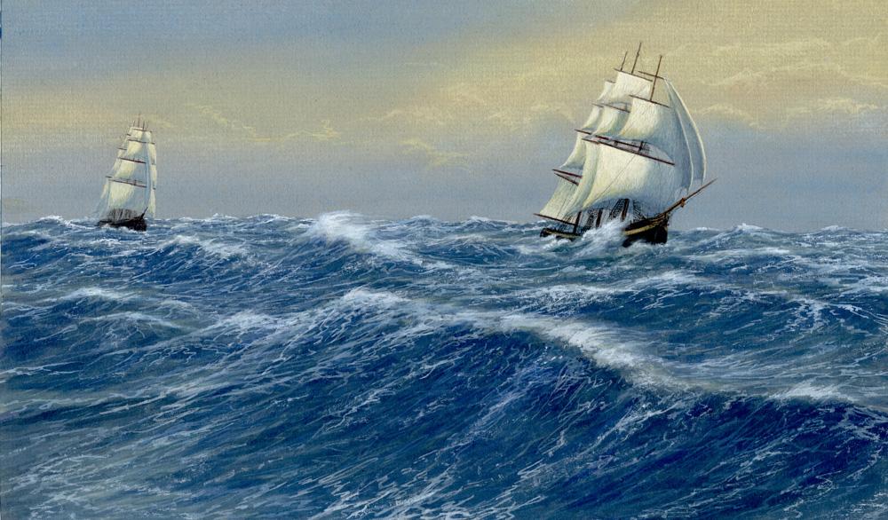 HMS Leopard copy