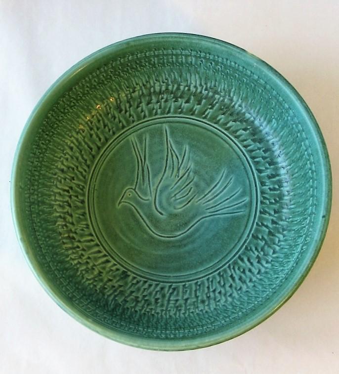 Marie Blazek's Bronze Piece Dove