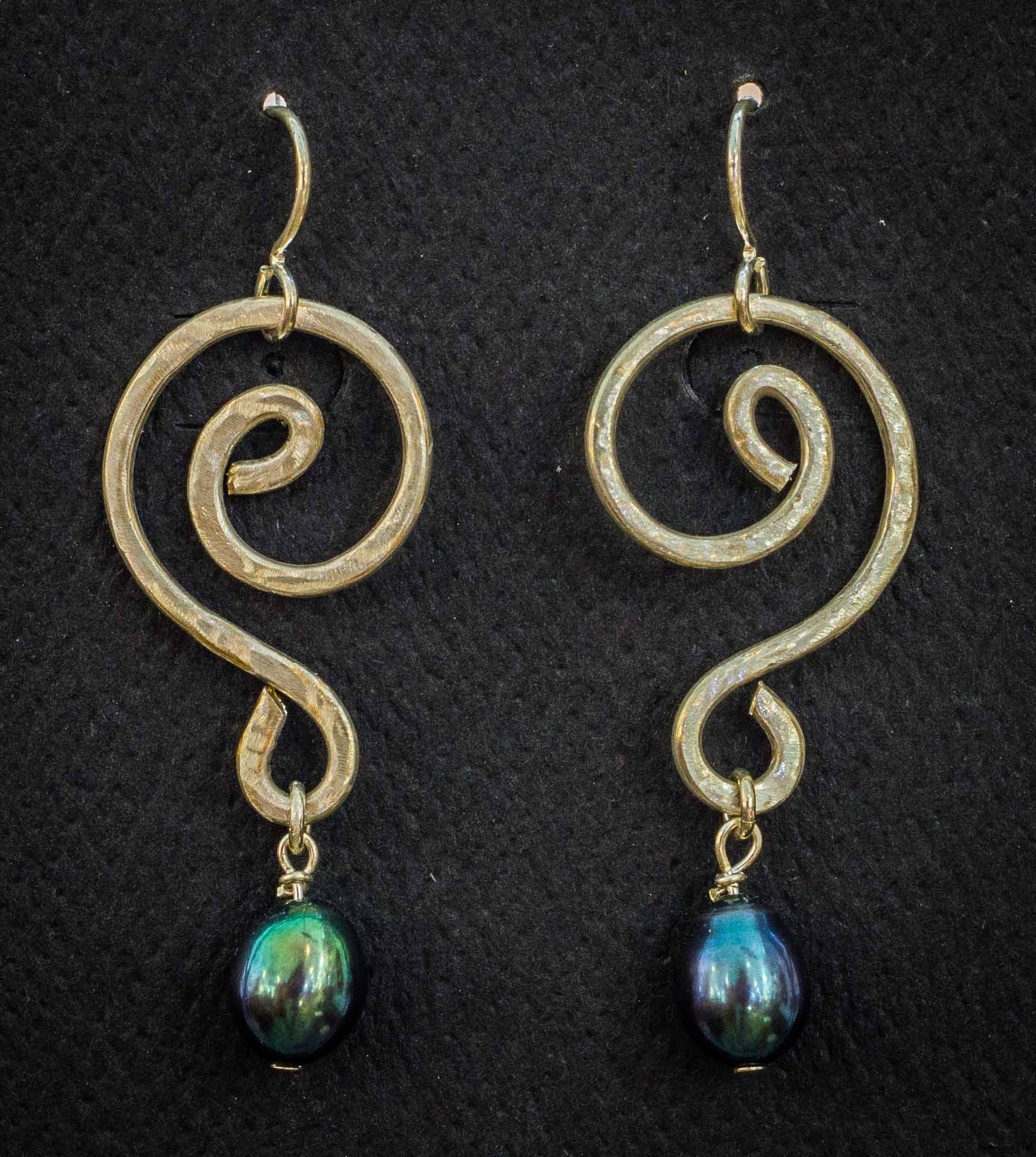 Earring pair 1 by Susie Hettleman