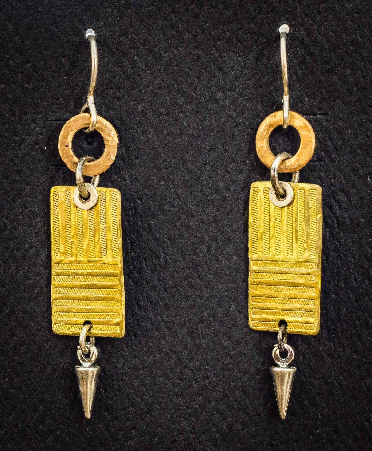 Earring pair 2 by Susie Hettleman