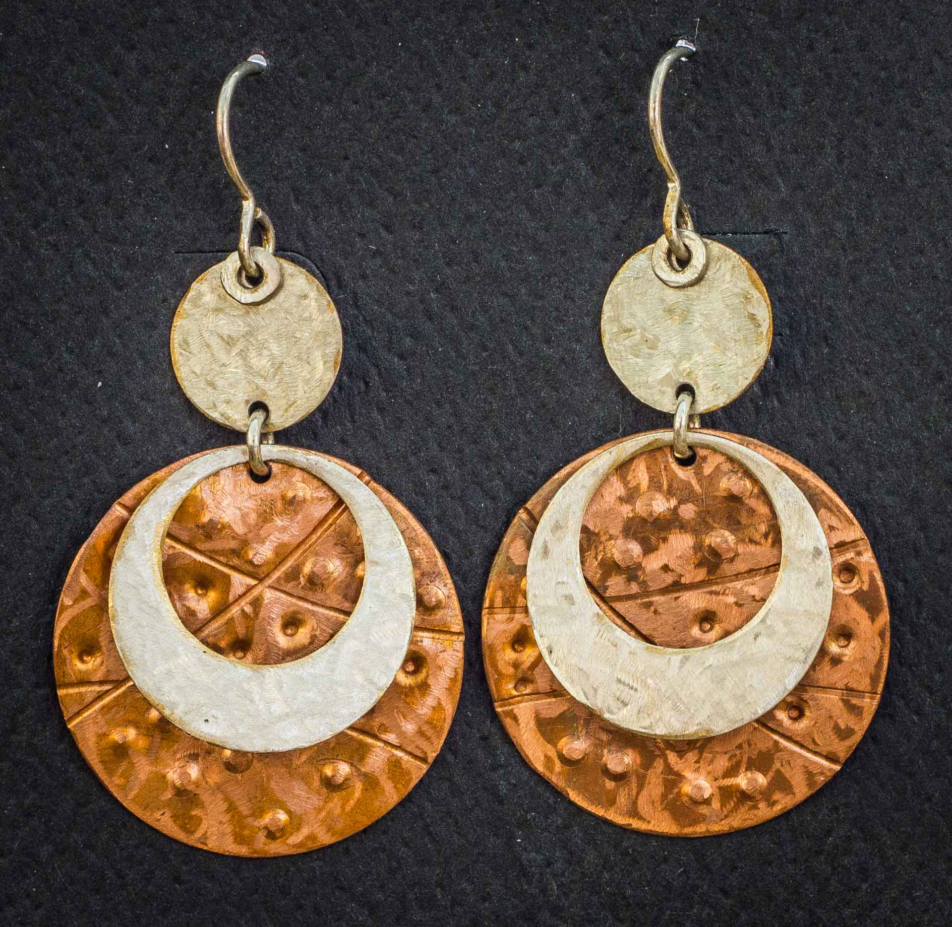 Earring pair 3 by Susie Hettleman
