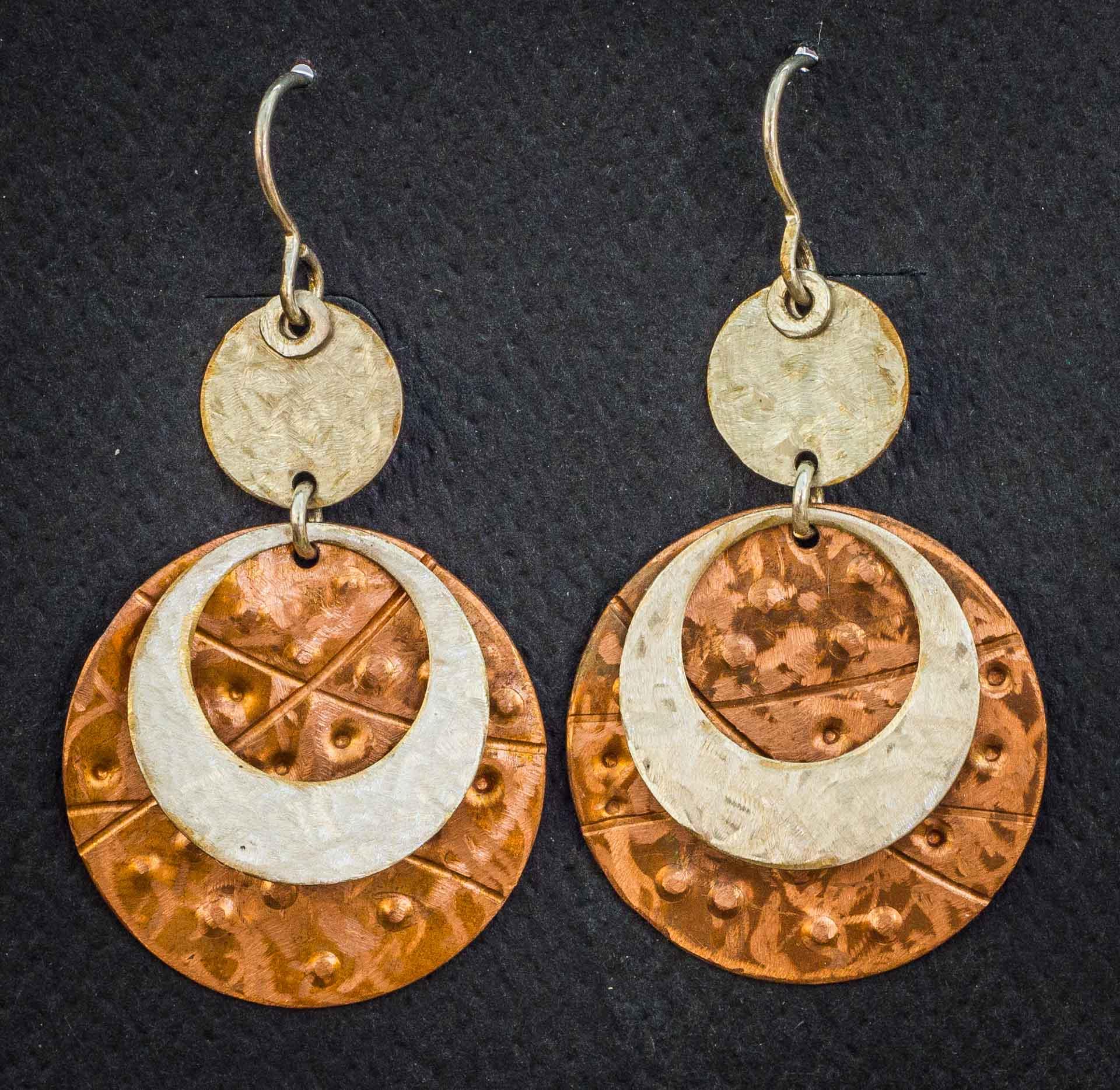 Earring pair 3 by Susie Hettleman