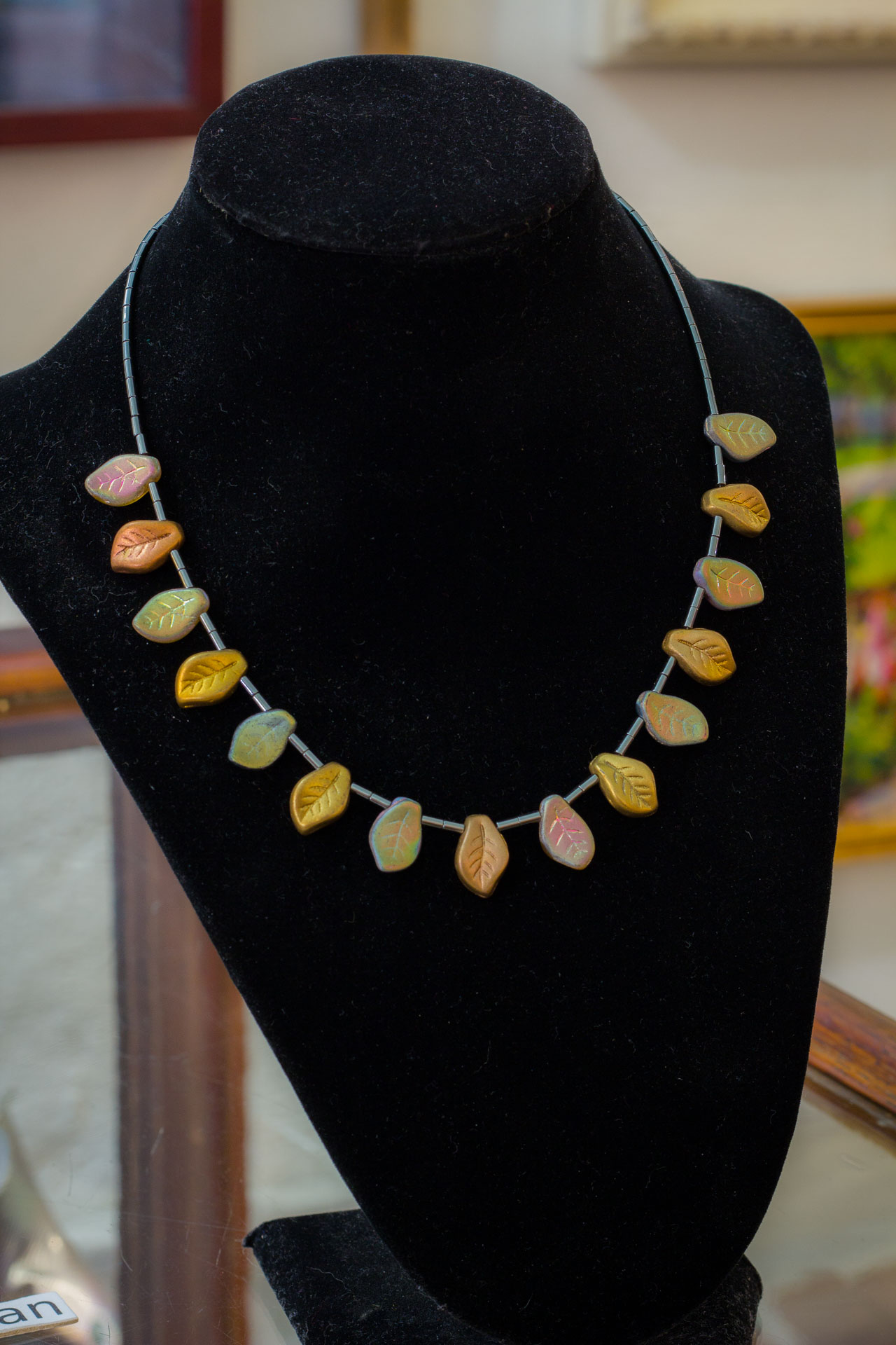Necklace by Susie Hettleman